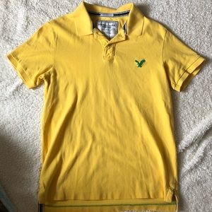 American Eagle Outfitters Vintage Fit Men's Polo